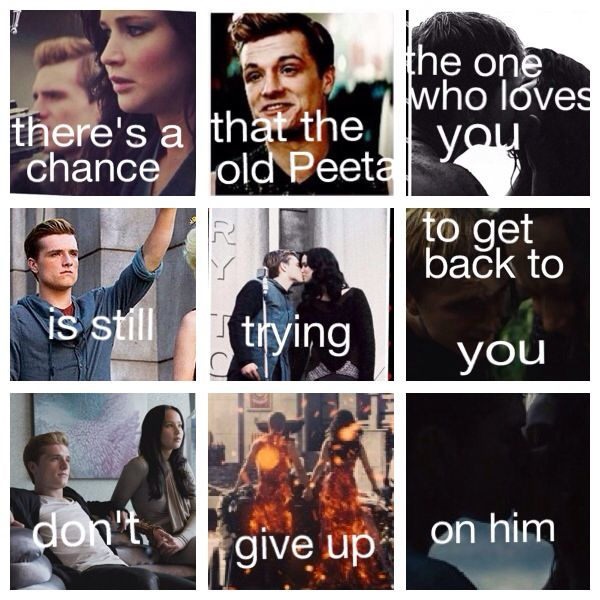 OMG feels!!! I luv the hunger games and this just totally ...
