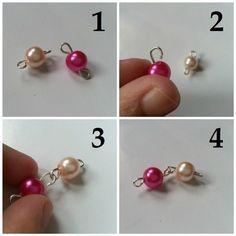 DIY Rosary Beaded Bracelet #rosaryjewelry