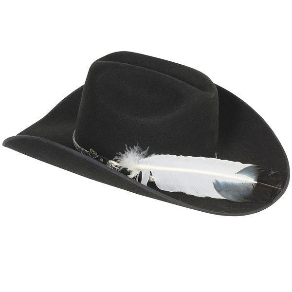 Resistol Tuff Hedeman Bull Bash B Cowboy Hat   3X Wool Felt (For Men