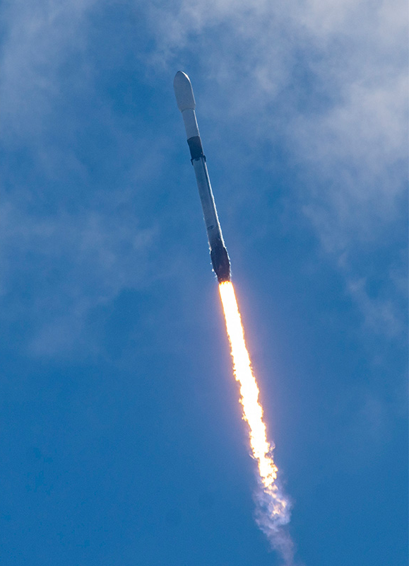 SpaceX lost its Falcon 9 after the successful launch of Starlink satellites After the launch was complete the rocket was to return to a drone ship but missed it and ended...