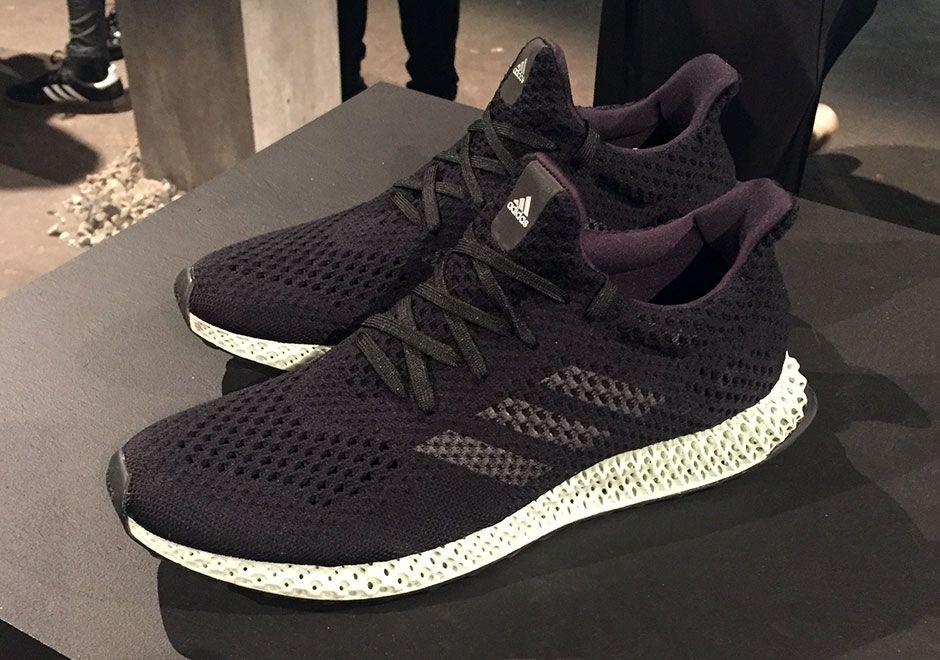 adidas Futurecraft 4D Releasing In December - SneakerNews.com