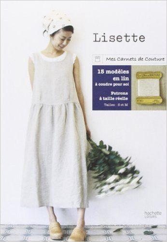 Amazon.fr - Lisette, 15 modèles à coudre - Lisette - Livres ...