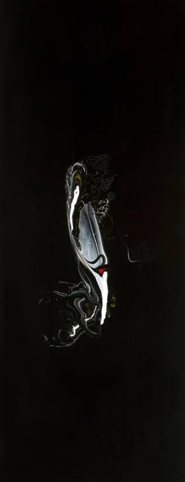 "Saatchi Art Artist Liviu Barbulescu; Painting, ""Abstract no.6"" #art"