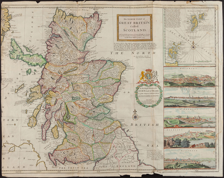 Timeline of prehistoric Scotland