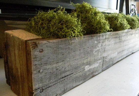 Pallet Planter Box More pallet patio gardening