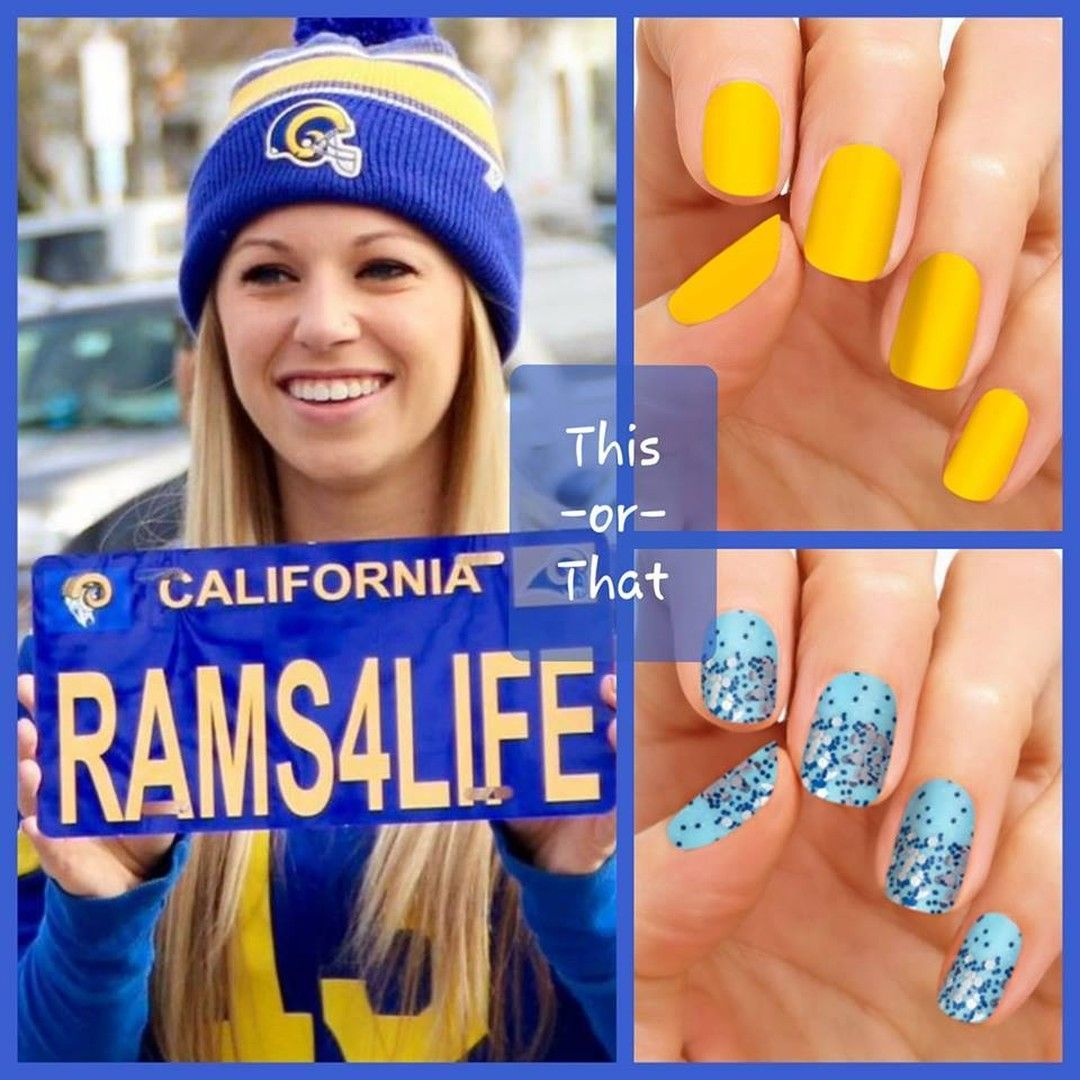 Mojomaines Posted To Instagram This Or That Which Nails Set Goes Best With Rams4life Yemen Lemons Or Danube Coo Nail Set Swag Nails Color Street Nails