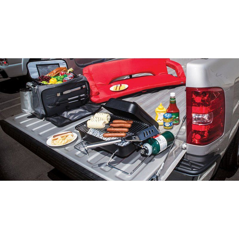 Picnic Time Vulcan Tailgating Cooler and BBQ Set - 770-00-175-000-0