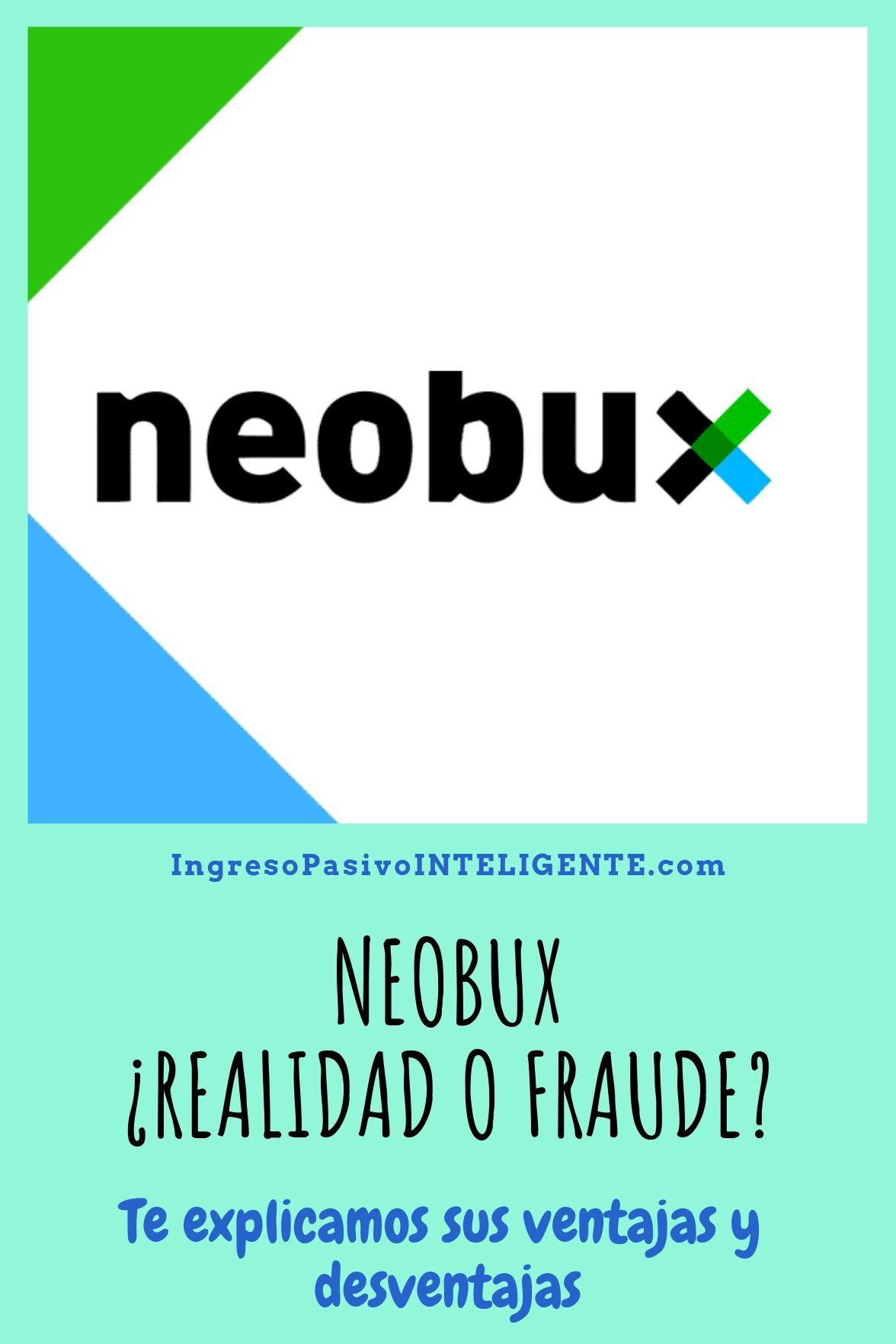 Neobux: ¿Es un fraude o es real?, ventajas y desev...