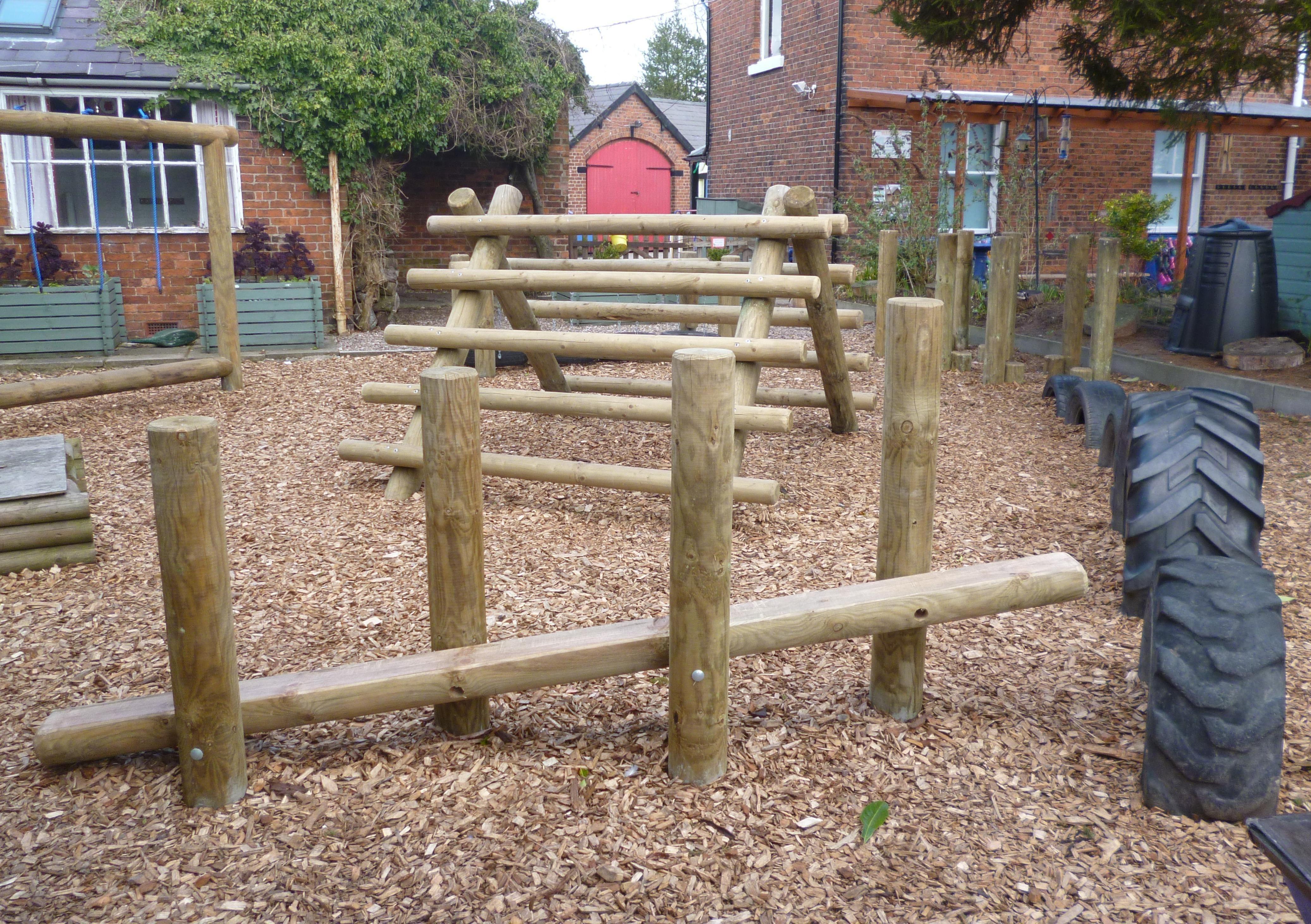 Outdoor play areas Garden Inspiration Pinterest