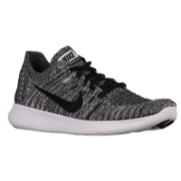 sale retailer 46a57 3db13 Nike Free RN Flyknit - Men s - Black White