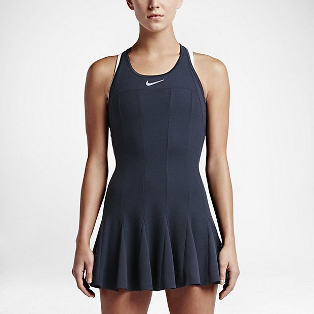 Nikecourt Premier Maria Women S Tennis Dress Thể Thao