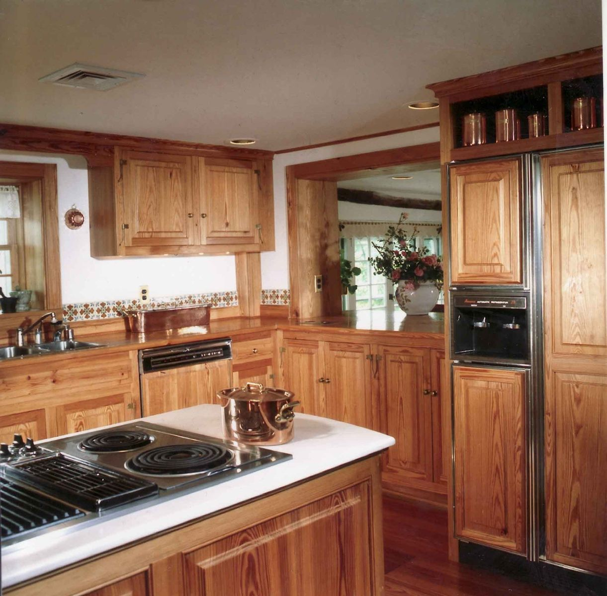 Old Heart Pine Kitchen Pine Kitchen Kitchen Heart Pine