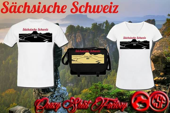 Sächsische Schweiz   https://goo.gl/zmvr9j   #tshirt #tshirtdesign #shopping #shoppingonline #shop #crazyshirtfactory #sächsischeschweiz #barbarine #basteibrücke #wanderlust #elbsandsteingebirge #pfaffenstein #babarine #lilienstein #festungkönigstein #urlaub #saxonyswitzerland #sandstein #sachsen #saxony #heimat