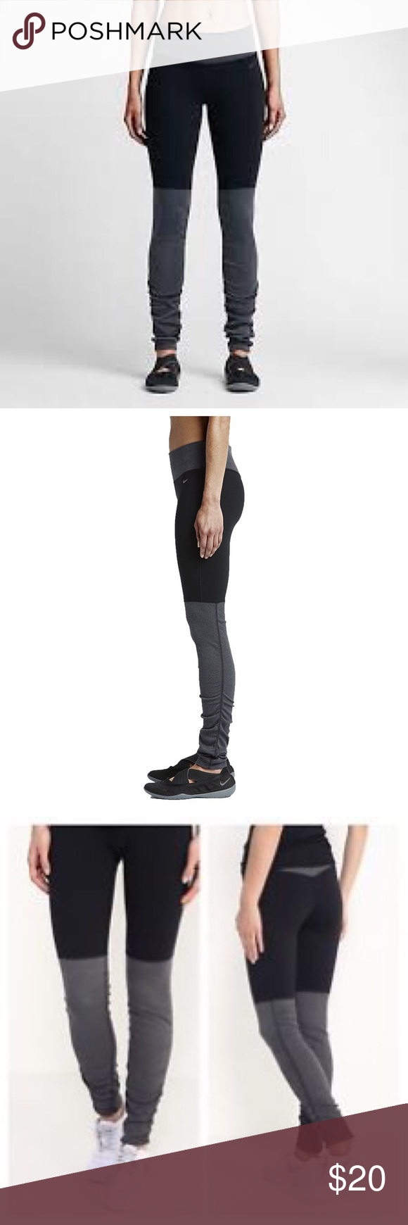 ca85d850cd Nike Women's Legendary Ribbed Training Tights Preowned. Excellent  condition. Nike Pants Leggings