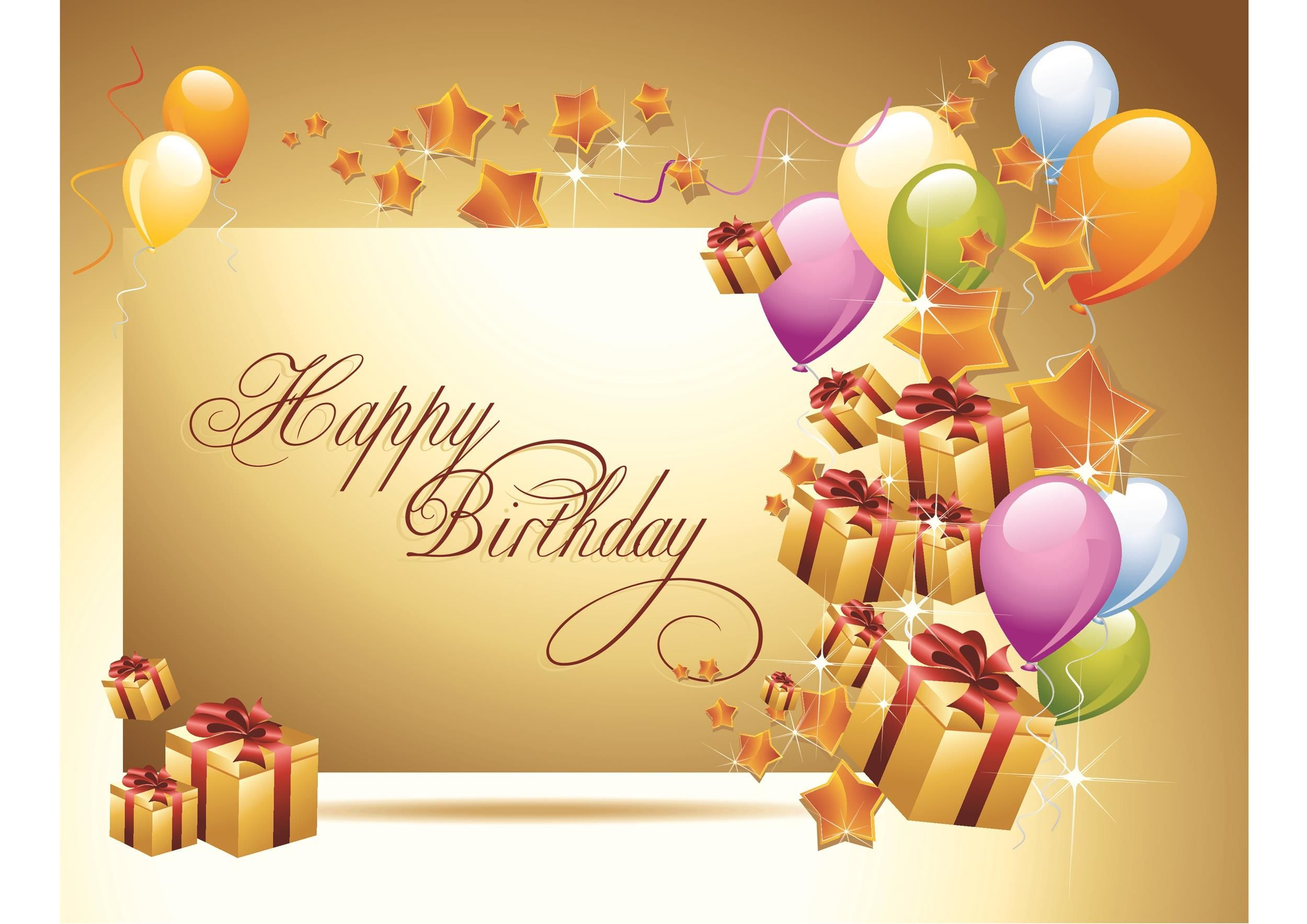 Birthday Card Template Hd (7) - TEMPLATES EXAMPLE  TEMPLATES