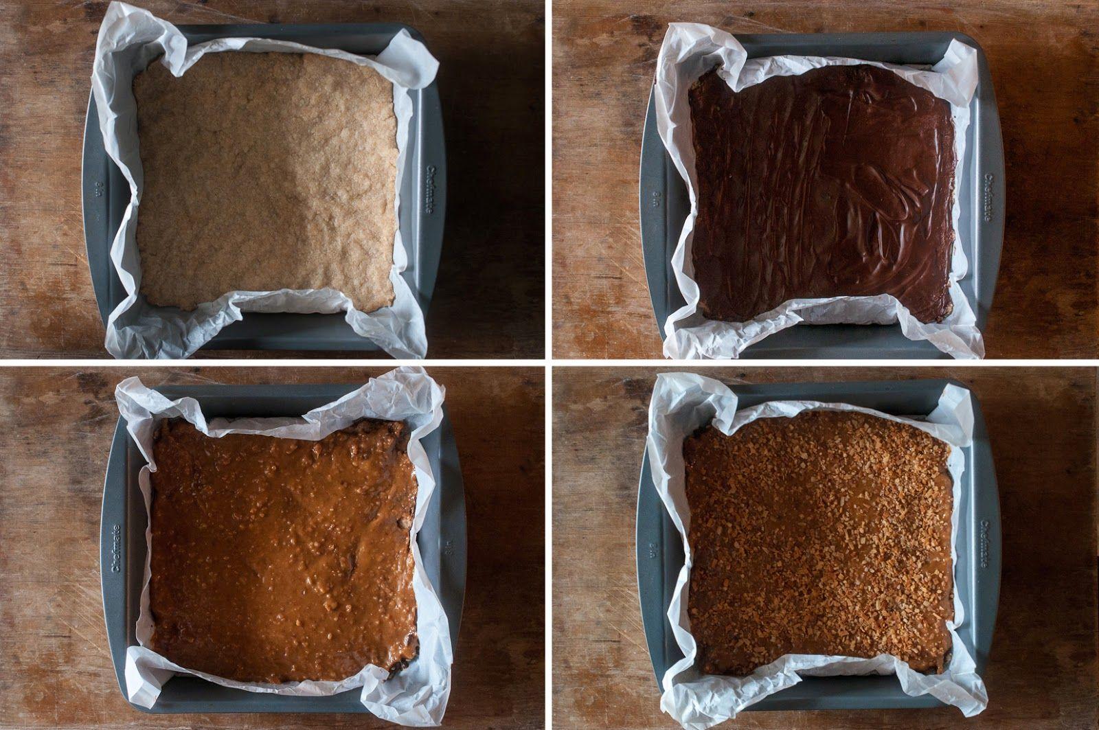 Sweet Treats: food, photography, life: Samoa Squares (Gluten Free)