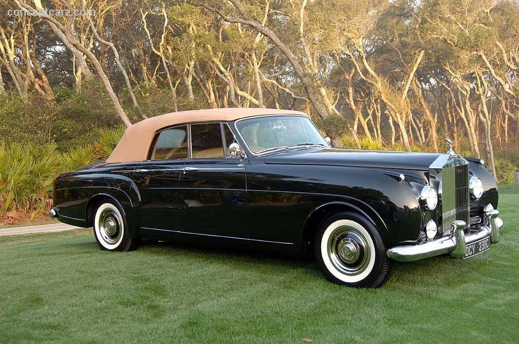 1965 Rolls Royce Silver Cloud Jpm Entertainment