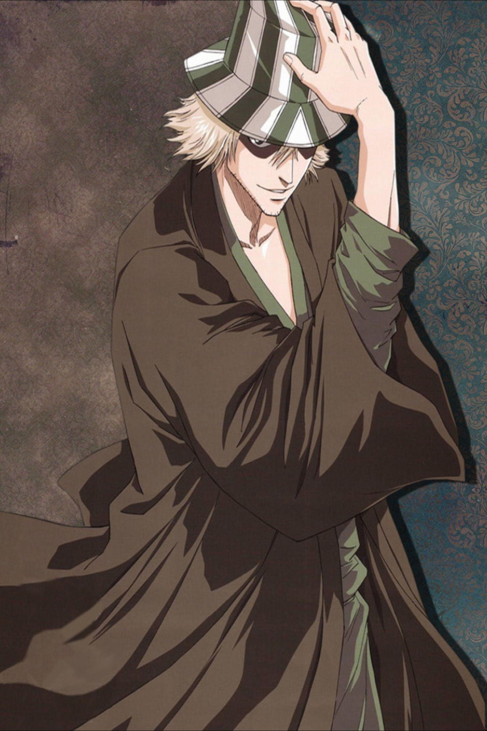 Kisuke Urahara Anime Bleach Birthday December 31