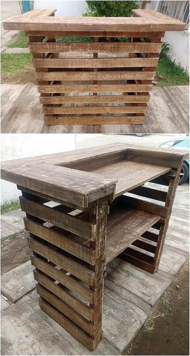 Unique Diy Projects With Wood Pallets Pallet Projects Easy