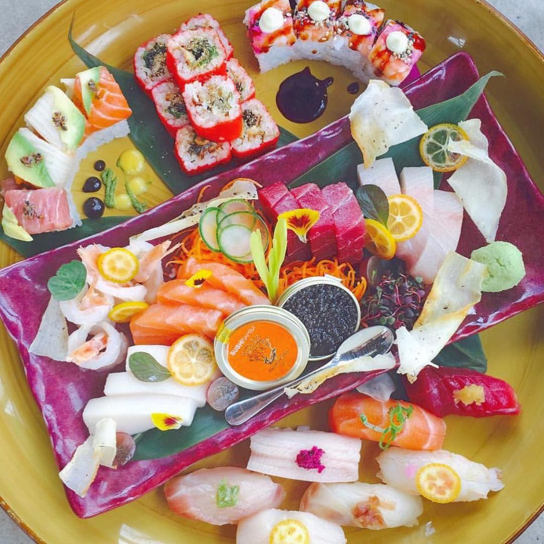 Sushi Samba London Sashimi And Nigiri Omakase By Whatjessiebakes