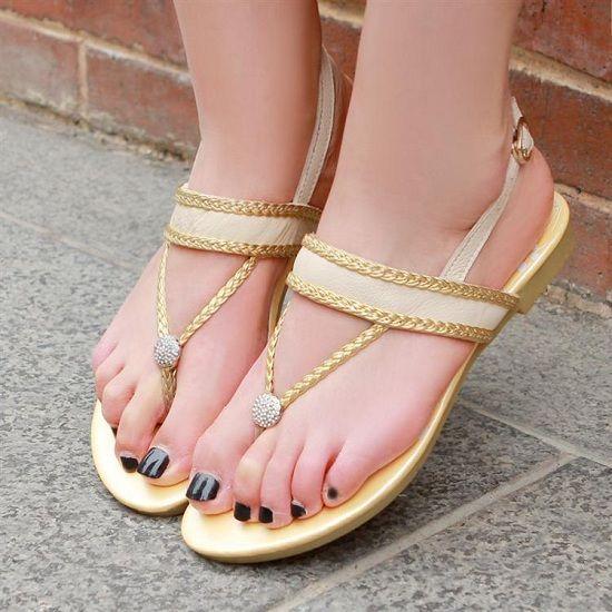 Beautiful Flat Shoes For Girls - Google Search