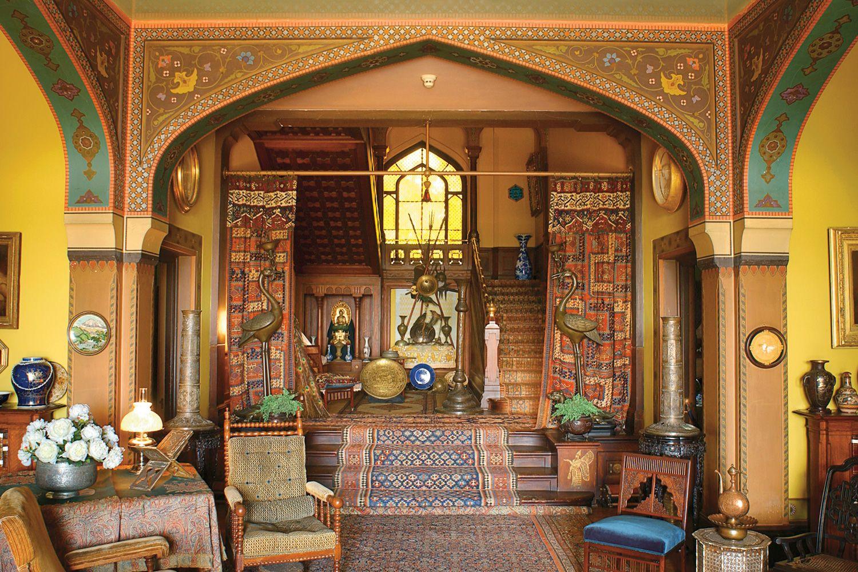 T Fall Travel Moorish Architecture Architecture Historic Home