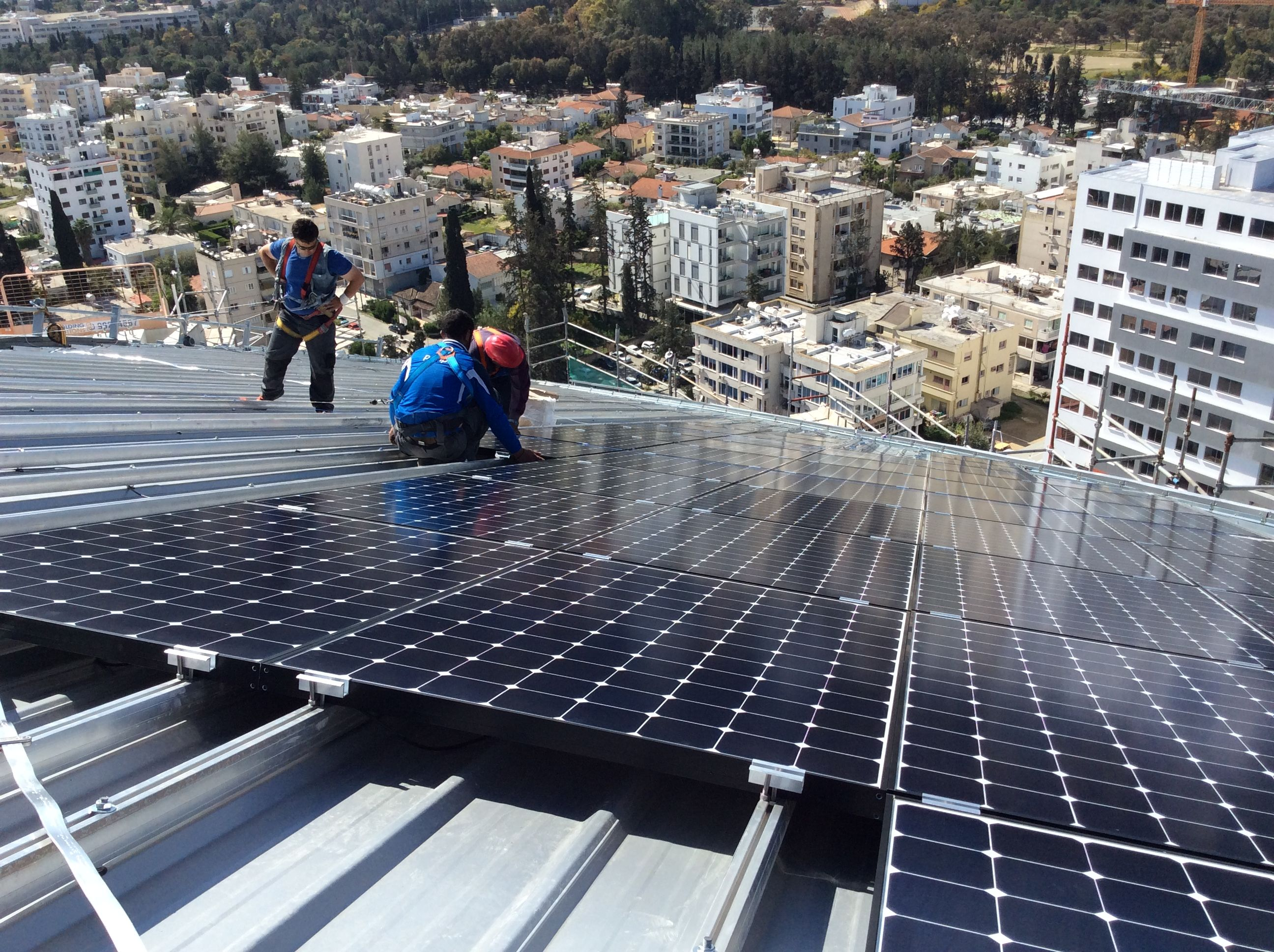 Pin By Zenonos Architects On Wargaming Global H Q Nicosia Cyprus Roof Solar Panel Outdoor Decor Solar Panels
