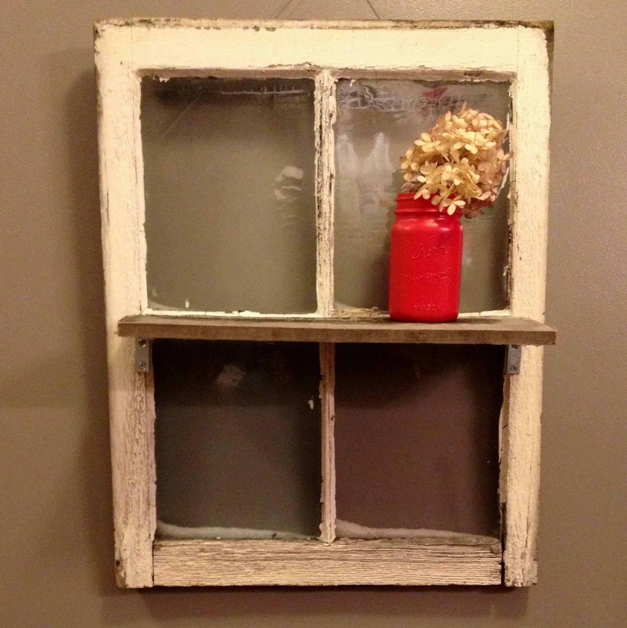 Re Purposed Ideas Weekly Windows