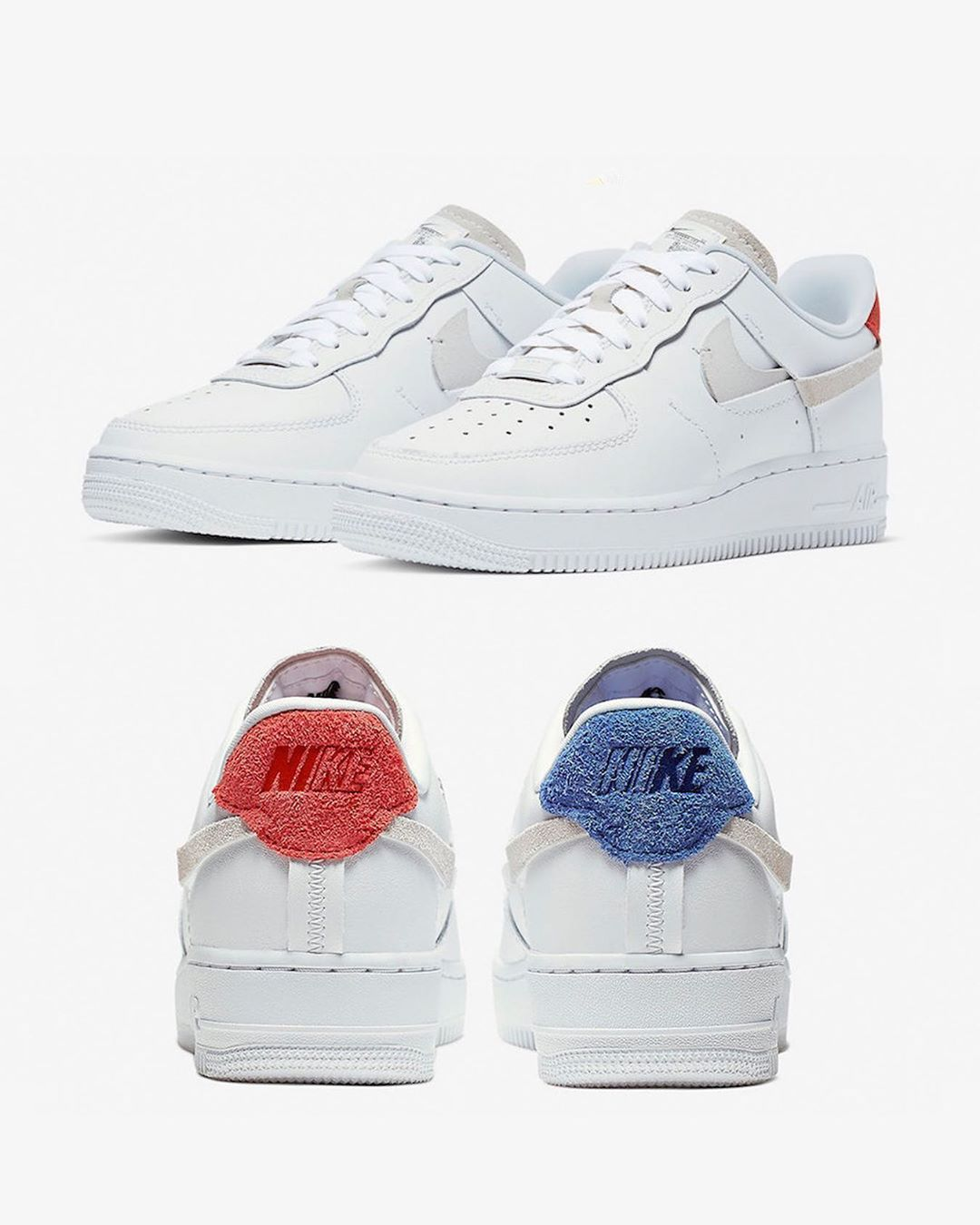 """Hervir estómago explosión  THE DROP DATE on Instagram: """"The NIKE AIR FORCE 1 VANDALIZED resets  standards to turn the timeless model inside out… - Hit the… 