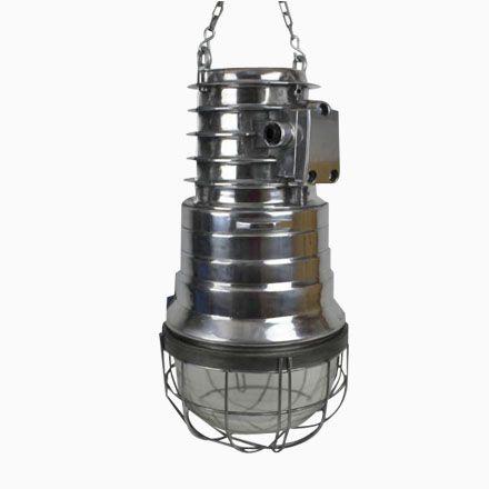 Mid-Century Bunkerlampe von VEB EOW Deckenleuchten Pinterest - deckenleuchten für badezimmer