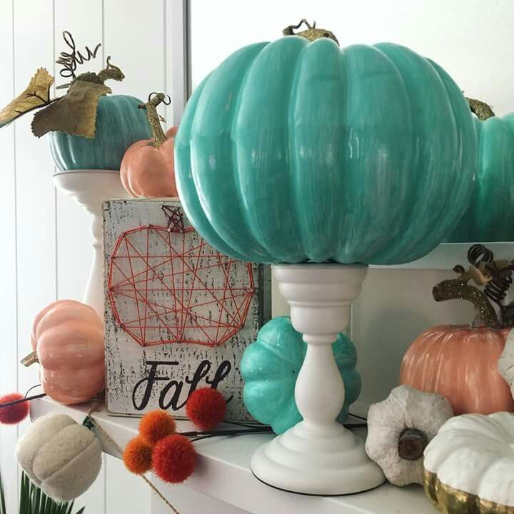 Autumn Fall Pinterest Autumn, Thanksgiving and Holidays - halloween fall decorating ideas