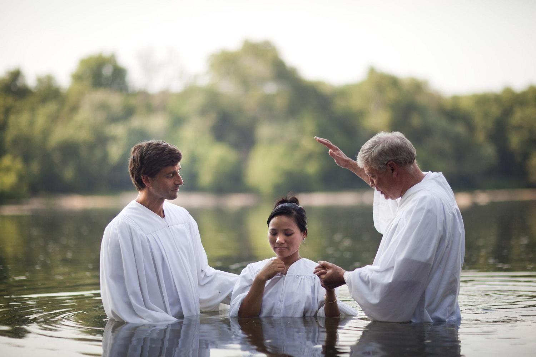 River Baptism Baptism Photography Water Baptism Believers Baptism