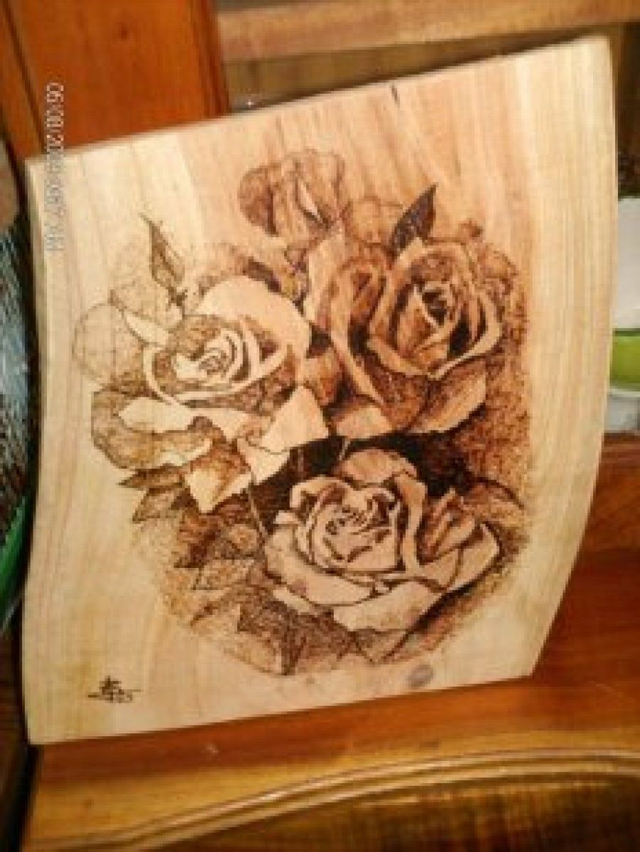 Resultado de imagen para como hacer manualidades con - Manualidades con madera ...