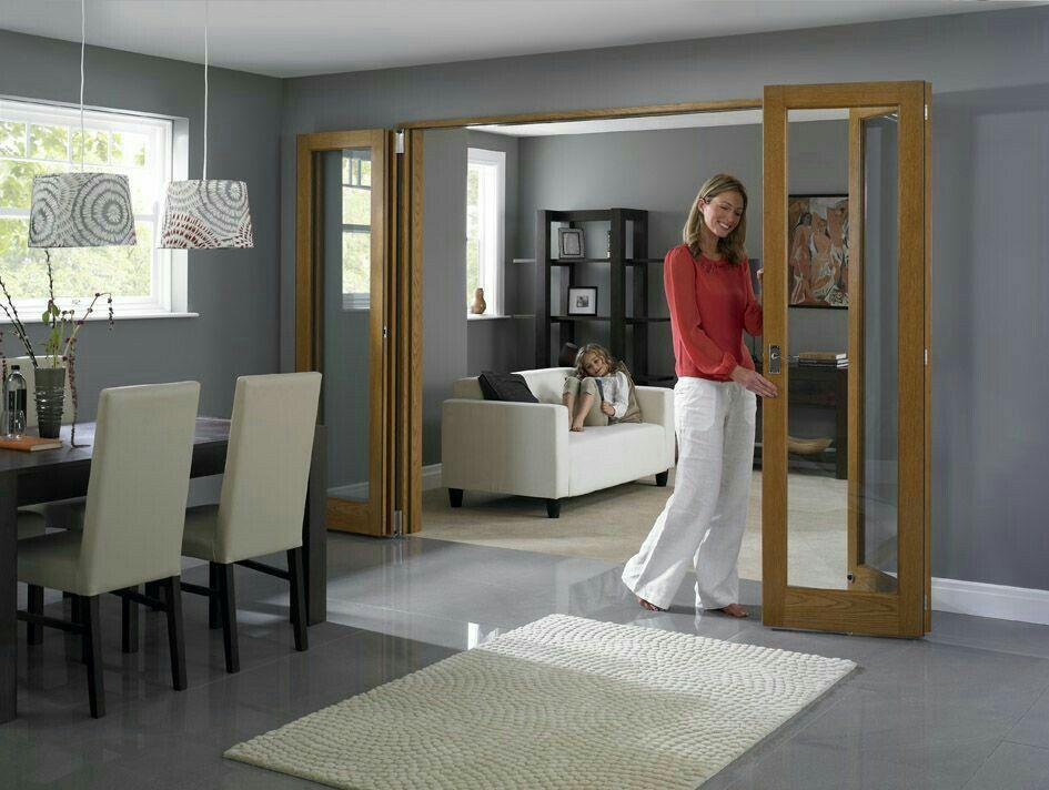 Room Divider Doors Image By Cheri Anderson On Bat Living Dining Doors Interior Living Room Door