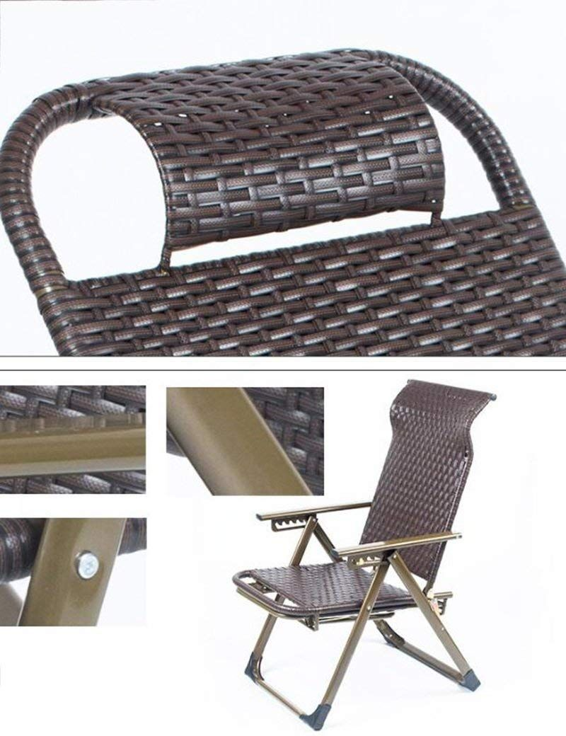 Qtqz sofa beds lounge chair leisure balcony napping cane