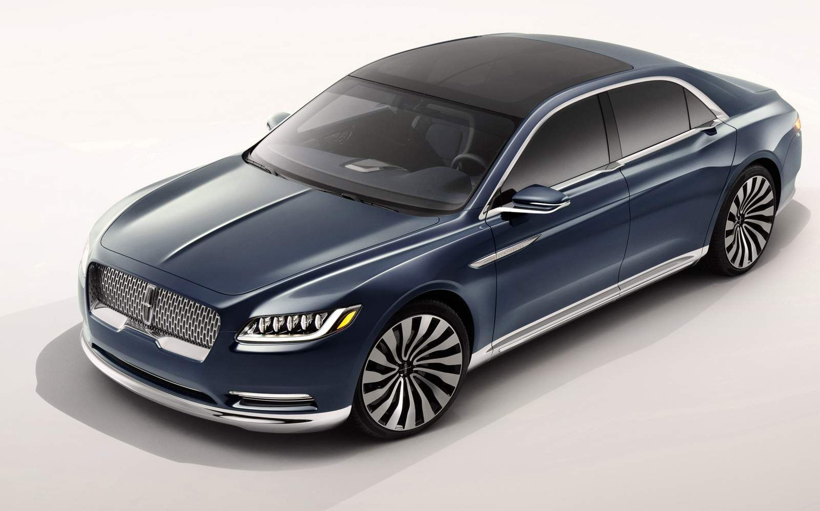 Lincoln Continental Concept Cars And Motorcycles Lincoln