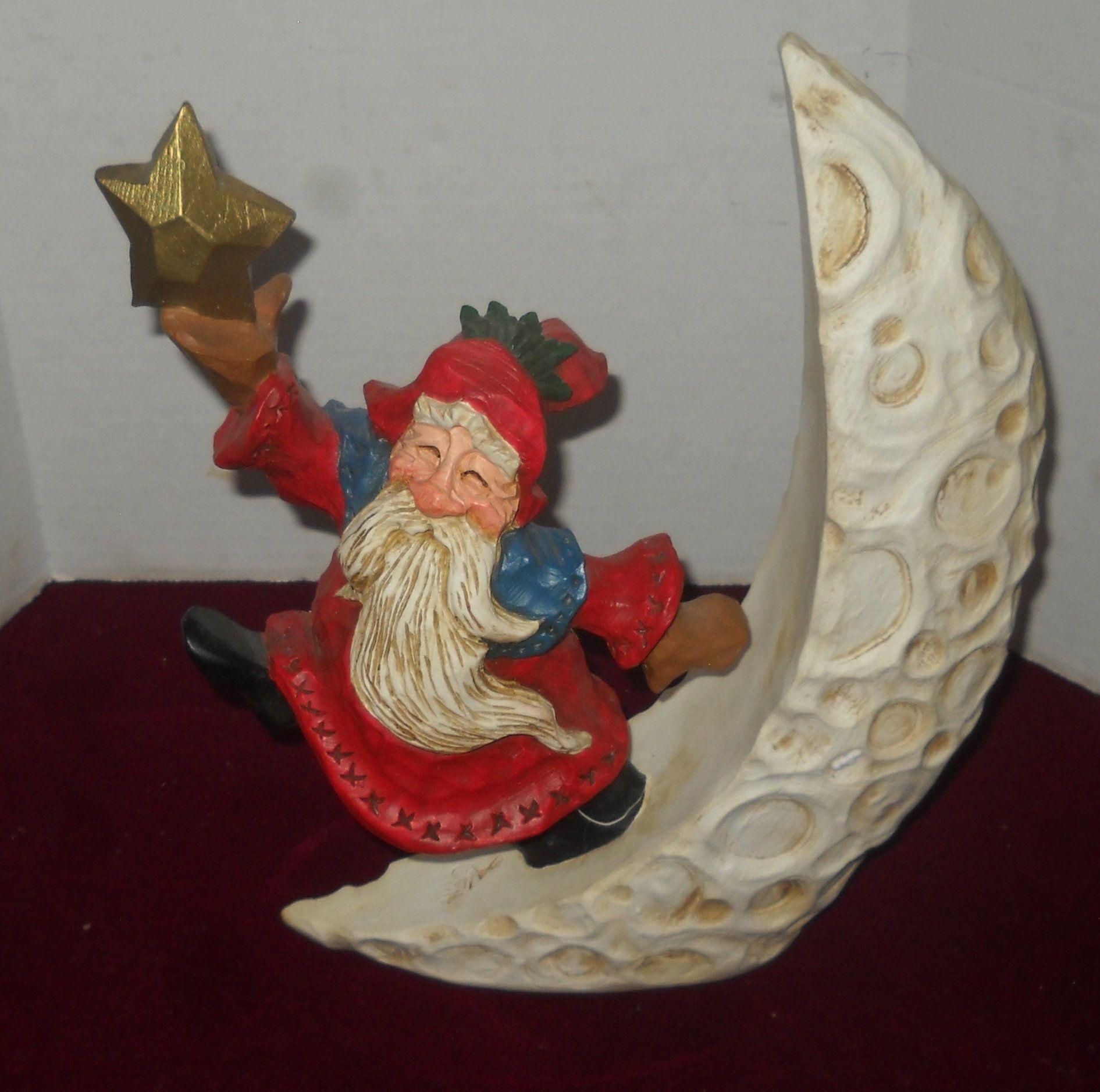 David Frykman Portfolio Christmas Collection Santa Claus