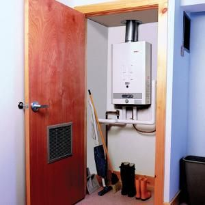 The pros and cons of tankless water heaters our tiny for Pex pipe pros and cons