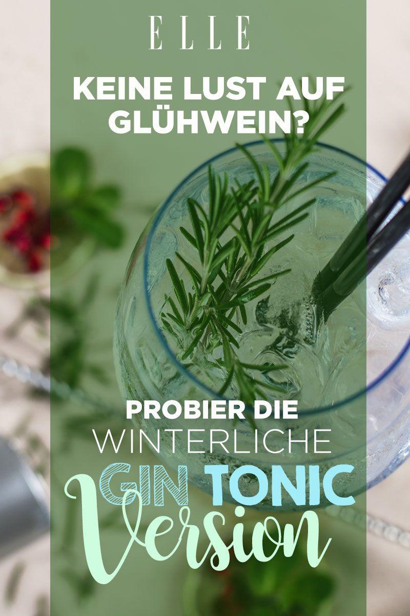Glühwein mit Gin – das Rezept #drinks