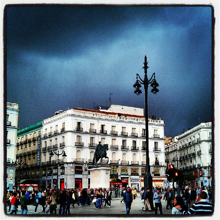 Madrid Plaza del Sol