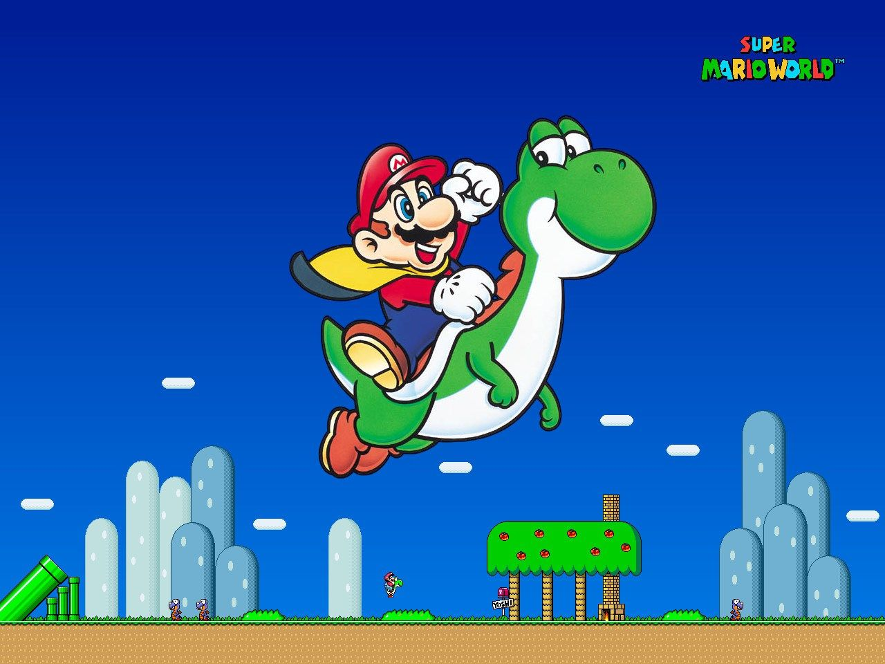 Download Super Mario World Snes Rom 100 Working Android Apk S