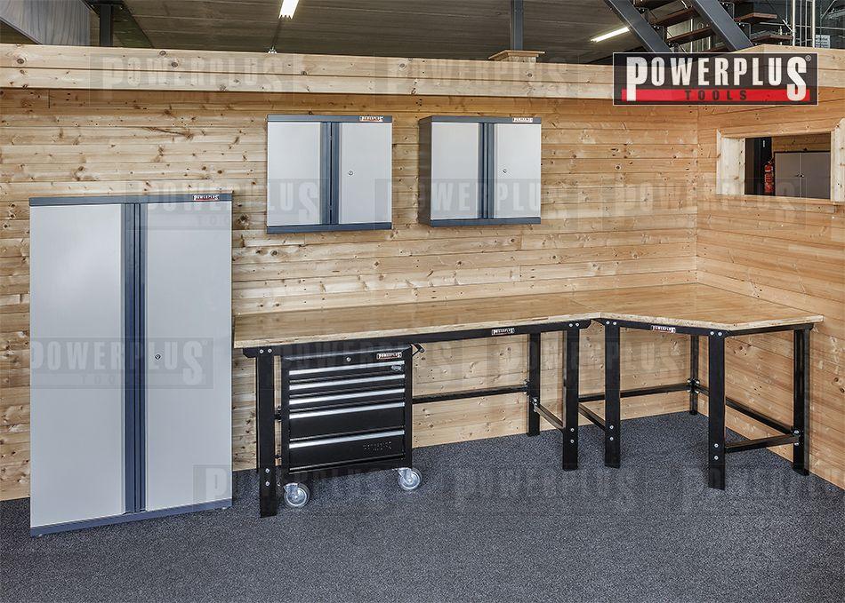 pin von powerplustools gmbh auf werkstatteinrichtung motorrad werkstatt kfz werkstatt garage. Black Bedroom Furniture Sets. Home Design Ideas