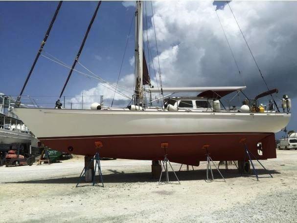 1984 Koopmans Pilothouse Cutter Sail Boat For Sale Www