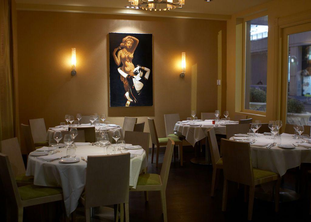 Rasika Restaurant Penn Quarter Washington D C