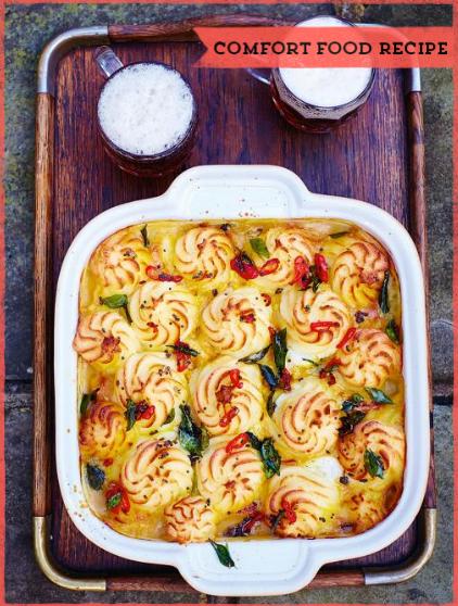 Pastel de pescado al curry cocina pinterest jamie oliver food forumfinder Image collections