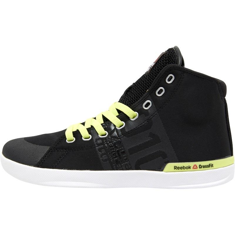 reebok crossfit shoes high top. reebok womens crossfit lite tr training shoes | lace-up closure hi top trainers to reebok crossfit shoes high g