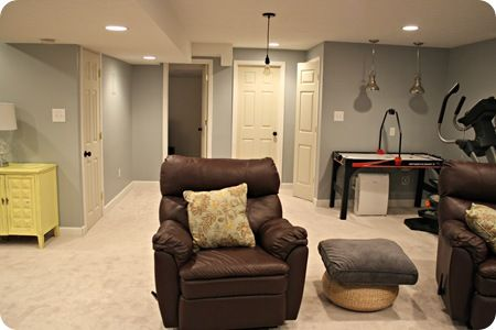 Finished Basement (for ~$10,000)