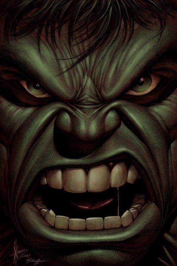 1. Hulk