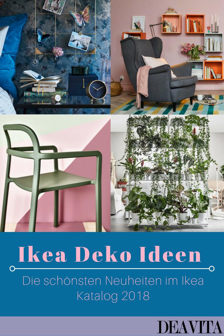 Der neue Ikea Katalog 2018 ist da.Wie immer bietet der schwedische ...