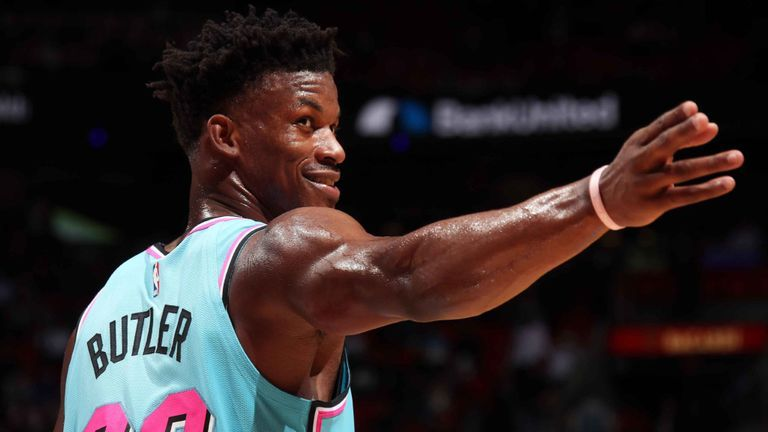 Mvp Ladder Jimmy Butler Rising As Miami Heat Take Flight Nba News Nba News National Basketball Association Nba Playoffs